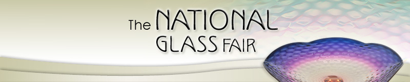 Heading: National Glass Collectors Fair